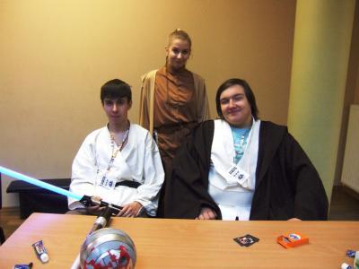 Zan, Kloszo i Olga